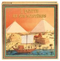 Sabine Minssieux - L'Egypte et ses mystères.