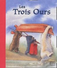Sabine Minssieux - Les Trois Ours.