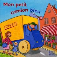 Sabine Minssieux - Mon petit camion bleu. 1 Jeu