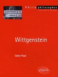 Sabine Plaud - Wittgenstein.