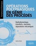 Sabine Rode - Opérations polyphasiques en génie des procédés - Hydrodynamique, transferts, réactions, séparations mécaniques.