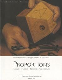 Sabine Rommevaux et Philippe Vendrix - Proportions - Science - Musique - Peinture & Architecture.