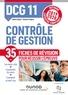 Sabine Sépari et Romaric Duparc - DCG 11 - Contrôle de gestion - Fiches de révision - Réforme Expertise comptable 2019-2020.