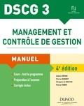 Sabine Sépari et Florian Bonnet - DSCG 3 - Management et contrôle de gestion - 4e éd. - Manuel.