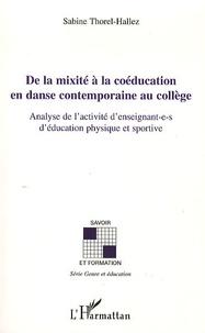 Accentsonline.fr De la mixité à la coéducation en danse contemporaine au collège - Analyse de l'activité d'enseignant-e-s d'éducation physique et sportive Image