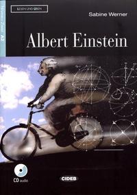 Sabine Werner - Albert Einstein. 1 CD audio