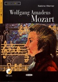 Sabine Werner - Wolfgang Amadeus Mozart. 1 CD audio