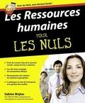 Sabine Wojtas - Les ressources humaines pour les nuls.