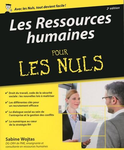 Les ressources humaines pour les nuls 2e édition