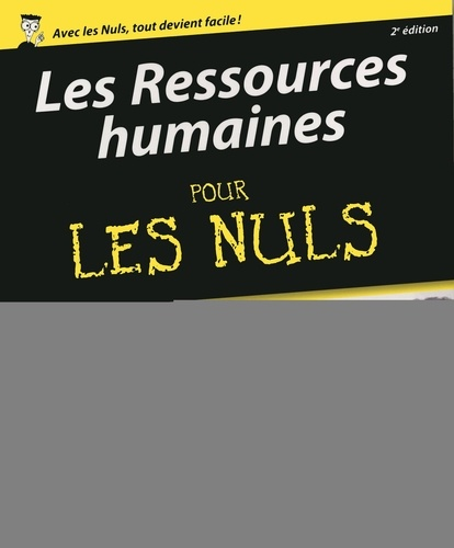 Les ressources humaines pour les nuls - Format ePub - 9782754087131 - 15,99 €