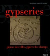 Sabrina Da Conceiçao - Gypseries - Gipiers des villes, gipiers des champs.
