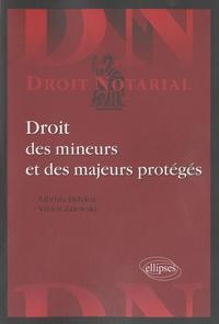 Sabrina Delrieu et Vivien Zalewski - Droit des mineurs et des majeurs protégés.