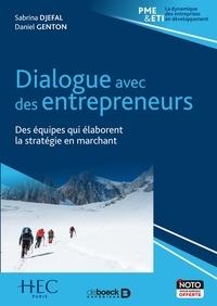 Accentsonline.fr Dialogue avec des entrepreneurs - Des équipes qui élaborent la stratégie en marchant Image