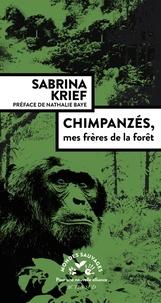 Téléchargements de livres audio gratuits pour kindle Chimpanzés, mes frères de la forêt
