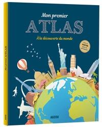 Mon premier atlas - A la découverte du monde. Avec un poster géant du planisphère.pdf