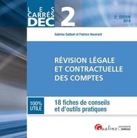 Deedr.fr Révision légale et contractuelle des comptes DEC 2 - 18 fiches de conseils et d'outils pratiques Image