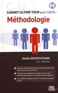 Sacha Bensoussan - Méthodologie.