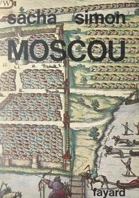 Sacha Simon - Moscou.