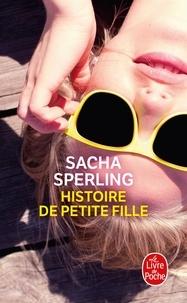 Sacha Sperling - Histoire de petite fille.
