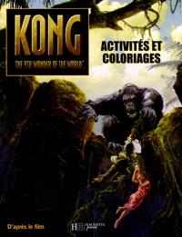 Sadie Chesterfield - King Kong - Activités et coloriages.
