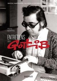 Sadoul Numa et  Gotlib - Entretiens avec Gotlib.