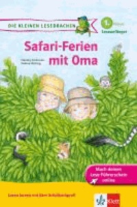 Safari-Ferien mit Oma - 1. Klasse.