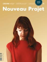 Safia Nolin et Nicolas Langelier - Nouveau Projet 11 - Printemps-été 2017.