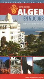 Safir Benali - Alger en 5 jours.