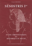 Claude Obsomer - Sésostris Ier - CD-ROM.