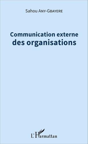 Communication externe des organisations