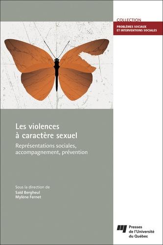 Les violences à caractère sexuel. Représentations sociales, accompagnement, prévention