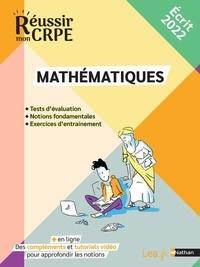 Saïd Chermak et Daniel Motteau - Réussir mon CRPE Mathématiques : les fondamentaux - 2021.