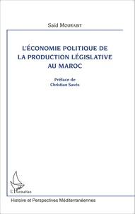 Lemememonde.fr L'économie politique de la production législative au Maroc Image