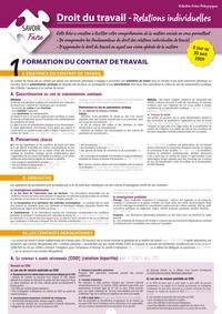 Saïda Nouredine - Droit du travail - Relations individuelles.