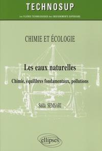 Coachingcorona.ch Les eaux naturelles - Chimie, équilibres fondamentaux, pollutions Image