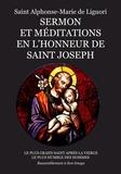 Saint Alphonse de Liguori - Sermon et méditations en l'honneur de saint Joseph.