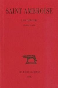 Corridashivernales.be Les devoirs - Tome 2, Livres 2 et 3 Image