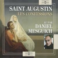 Saint Augustin et Daniel Mesguich - Les Confessions.