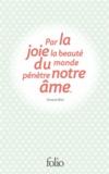 Saint Augustin et  Maître Eckhart - Par la joie la beauté du monde pénètre notre âme - Coffret en 3 volumes : L'aventure de l'esprit ; L'amour est fort comme la mort ; Pensées sans ordre concernant l'amour de Dieu.