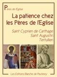 Saint Augustin Saint Augustin et Cyprien De Cathage - La patience chez les Pères.