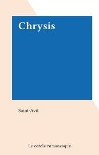 Saint-Avit - Chrysis.