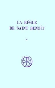 LA REGLE DE SAINT BENOIT. Tome 5, Commentaire historique et critique, Partie 4 à 6.pdf