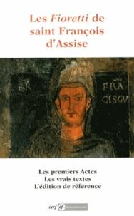 Les Fioretti de saint François dAssise - Les Actes du bienheureux François et de ses compagnons.pdf