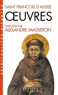 Saint François d'Assise - Oeuvres.
