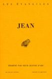 Saint Jean et  Soeur Jeanne d'Arc - EVANGILE SELON JEAN. - Edition bilingue français-grec.