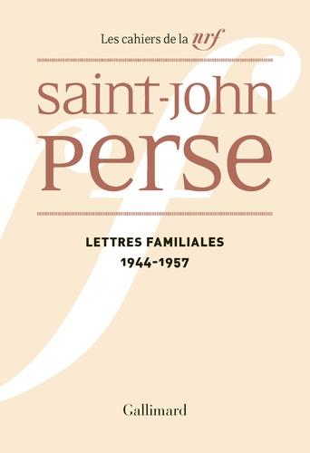 Lettres familiales (1944-1957)