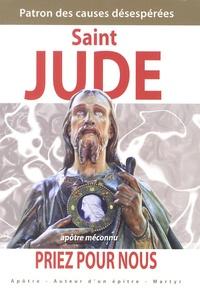 Saint Jude - Saint Jude, priez pour nous - Patron des causes désespérées, apôtre méconnu.