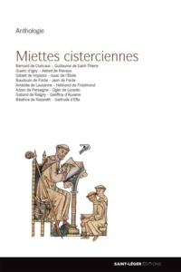 Accentsonline.fr Miettes cisterciennes - Anthologie Image