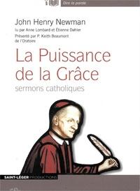 Saint-Léger - La puissance de la grâce - Sermons catholiques de John Henry Newman.
