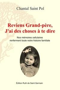 Saint pol Chantal - Reviens Grand-père, J'ai des choses à te dire.